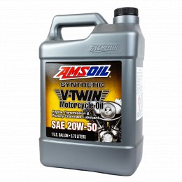 Amsoil Synthetic Motorcycle Oil MCV 20W50