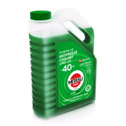 Mitasu Green Long Life Coolant Antifreeze -40C