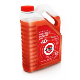 Mitasu Red Long Life Coolant Antifreeze -40C